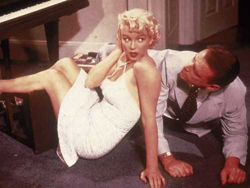 Marilyn Monroe:.