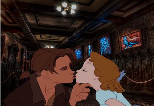 """One Kiss..."""