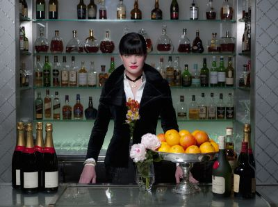 Pauley Perrette- CBS Watch Magazine - October 2011