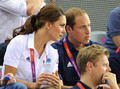 Prince William, Duke of Cambridge during Day 6 of the London 2012 Olympic Games