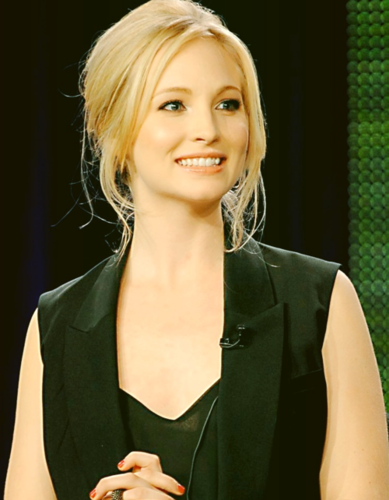 Candice Accola wallpaper probably containing a well dressed person and an outerwear titled » candice accola «