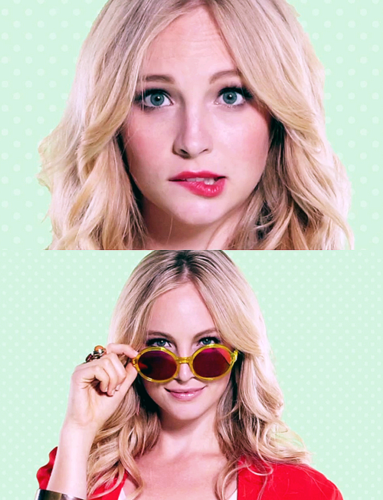 Candice Accola 壁纸 with sunglasses entitled » candice accola «