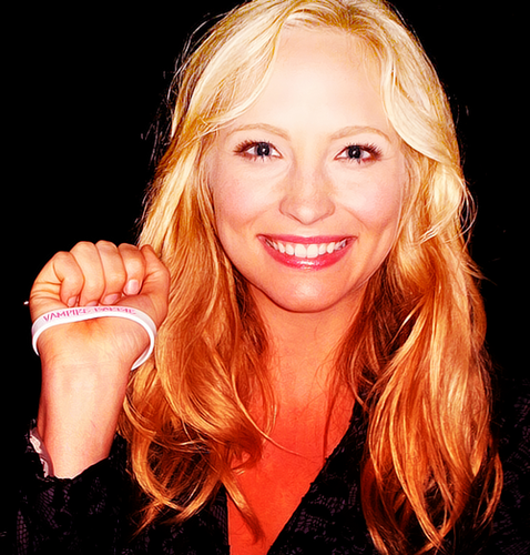 Candice Accola wallpaper probably containing a portrait called » candice accola «