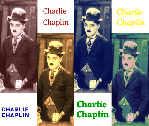 Charlie Chaplin wallpaper with a newspaper and anime entitled ¢нαяℓιє