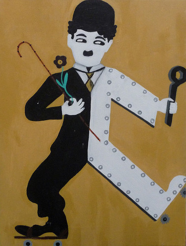 Charlie Chaplin wallpaper called ¢нαяℓιє