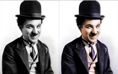 Charlie Chaplin wallpaper containing a business suit entitled ¢нαяℓιє
