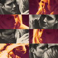 » dean & caroline « - au-crossover-couples fan art