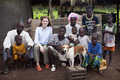 2012 - Oxfam Senegal Trip - bonnie-wright photo