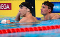2012 U.S. Olympic Swimming Team Trials - Day 2 - michael-phelps-and-ryan-lochte photo