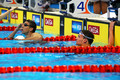 2012 U.S. Olympic Swimming Team Trials - Day 5 - michael-phelps-and-ryan-lochte photo