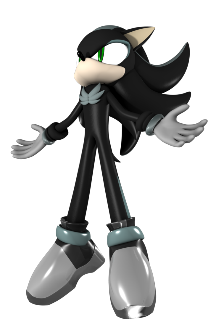 3D Sonic Characterz im... Super Sonic And Super Shadow And Super Silver Toys
