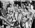 41 members of Marshall University football team died in plane crash 1970