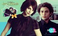 Alice & Jasper - twilighters wallpaper