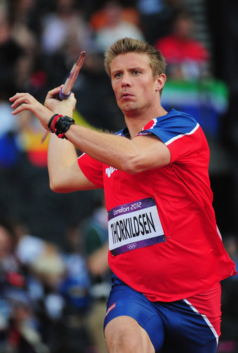 Andreas Thorkildsen Olympics 2012