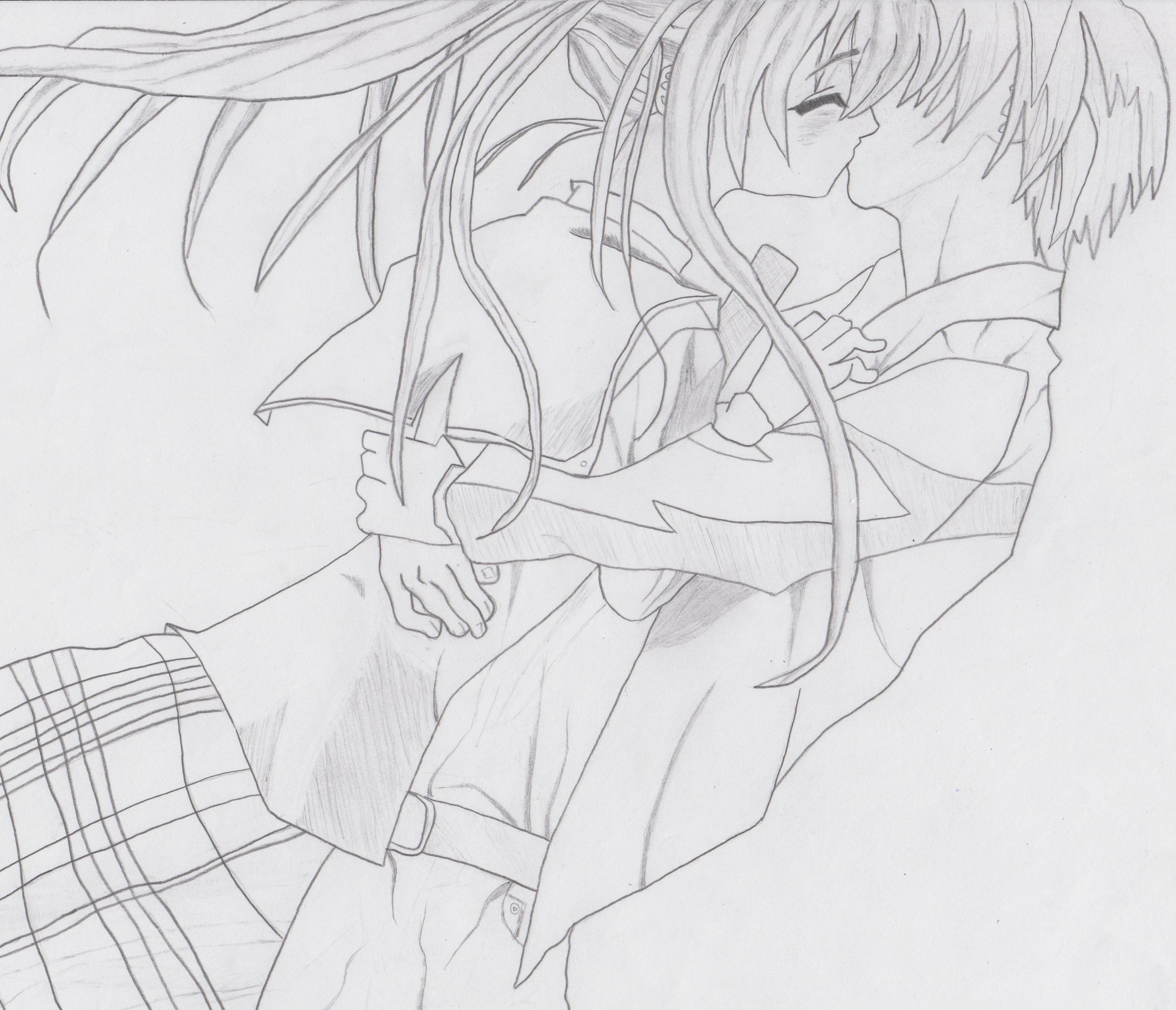 TheDirector Images Anime Couple HD Wallpaper And Background Photos