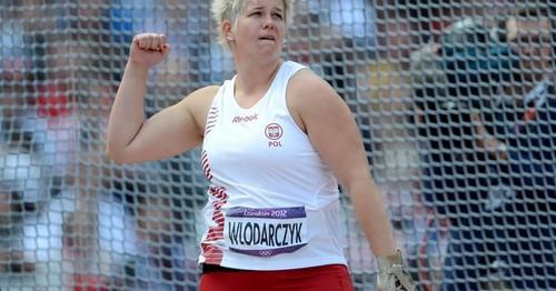 Anita Włodarczyk won the silver medal!