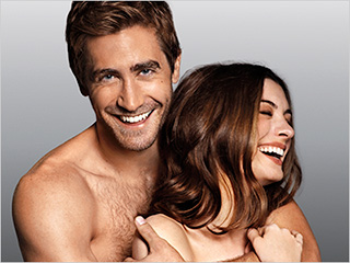Anne Hathaway & Jake Gyllenhaal Photoshoot