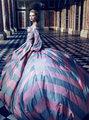Annie Leibovitz's Marie Antoinette Photoshoot