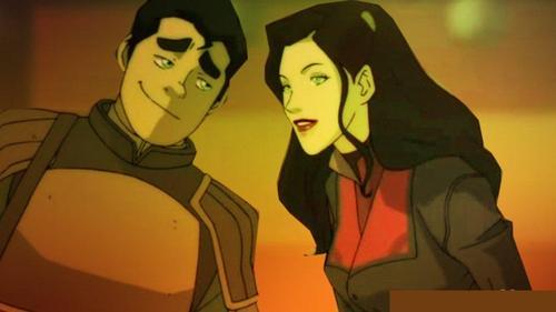 Asami and Bolin