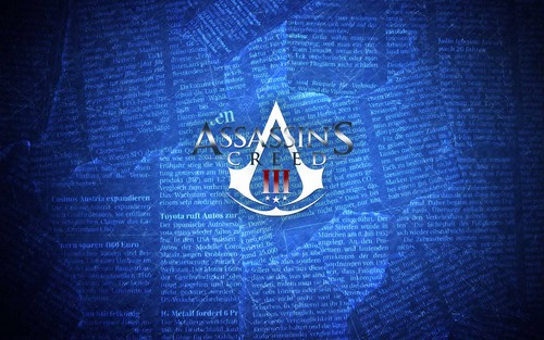 The Assassins Wallpaper Possibly With A Sign Called Creed 3