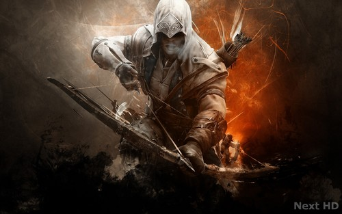 The Assassins Wallpaper Containing A Breastplate And Fuciliere Entitled Creed 3