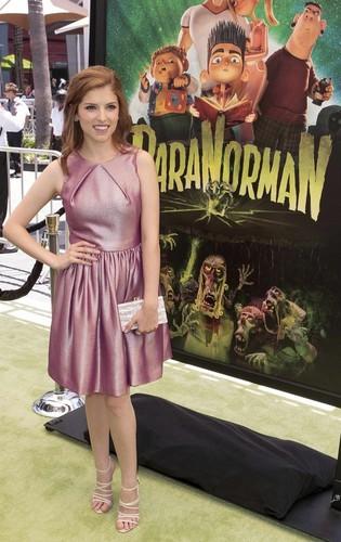 "August 05: ""ParaNorman"" - Los Angeles Premiere"