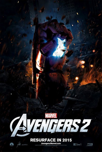 Iron Man wallpaper containing anime titled Avengers 2