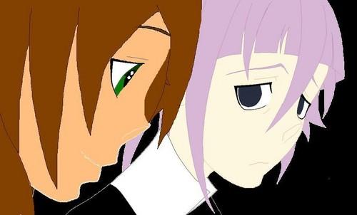 Ayako and Crona :D