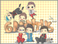 B.A.P - bap fan art