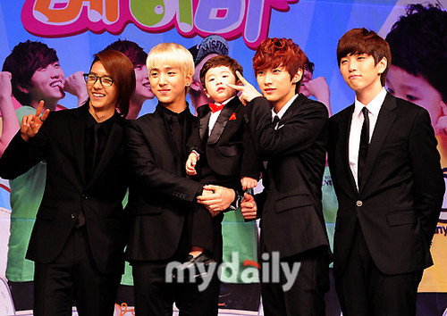 B1A4 Hello Baby