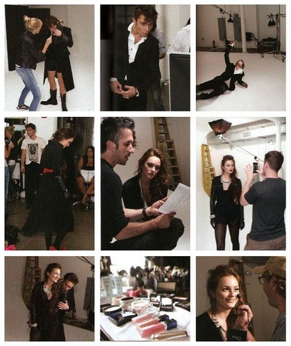 방탄소년단 사진 of Ed&Leighton Elle Korea Shoot