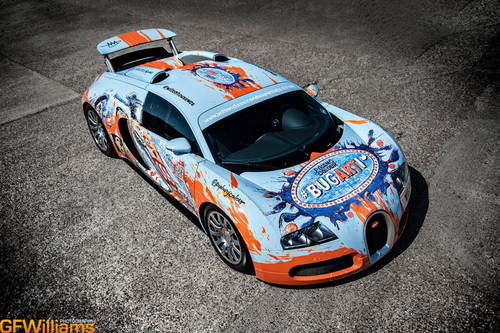 voitures de sport fond d'écran possibly containing a stock car and an auto racing titled BUGATTI VEYRON (Art Car)