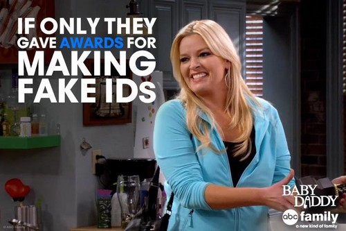 Baby Daddy Quote - Bonnie