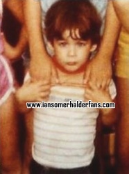 Baby Ian - ian-somerhalder Photo