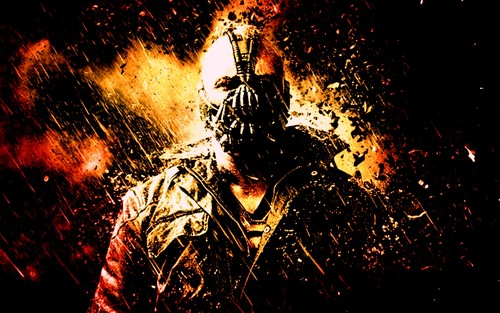 Bane - the-dark-knight-rises Wallpaper