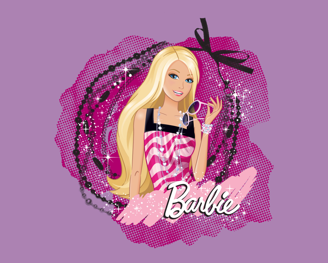 Barbie Wallpaper Hd: Barbie Wallpaper (31795212)