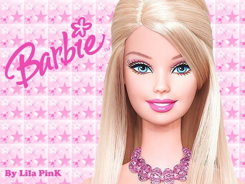Barbie wallpaper containing a portrait called Barbie