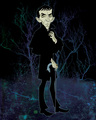 Barnabas Collins - dark-shadows fan art