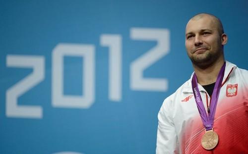 Bartłomiej Bonk won the bronze medal!