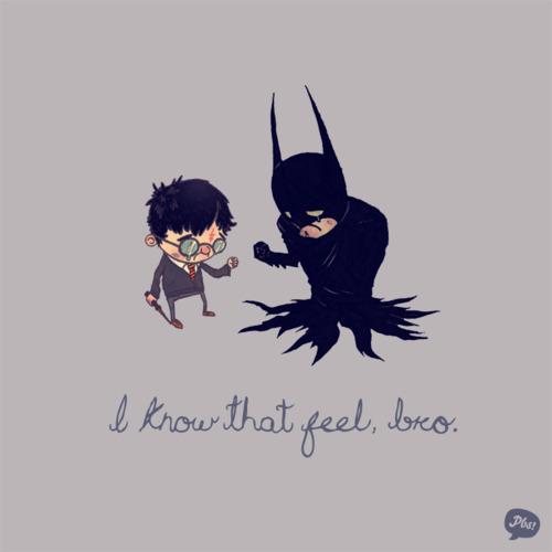 Бэтмен & Harry