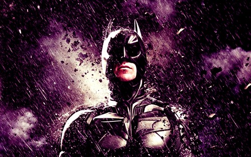 The Dark Knight Rises wallpaper called Batman