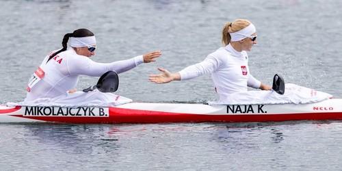 Beata Mikołajczyk & Karolina Naja won the bronze medal!