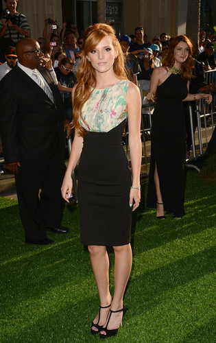 "Bella Thorne at the ""The Odd Life Of Timothy Green"" premier 5 August 2012"