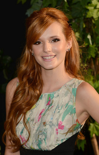 "Bella Thorne at the ""The Odd Life Of Timothy Green"" premier 5 August 2012 - bella-thorne Photo"