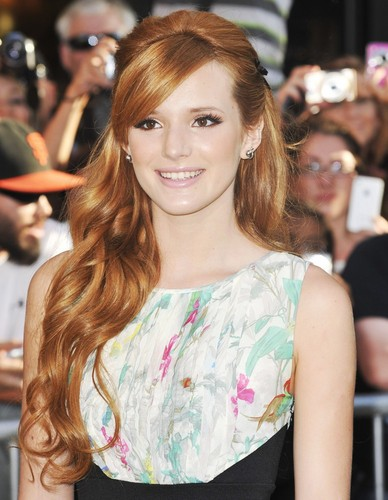 """Bella Thorne at the """"The Odd Life Of Timothy Green"""" premier 5 August 2012"""
