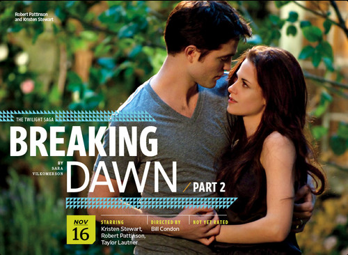 Bella and Edward in EW magazine