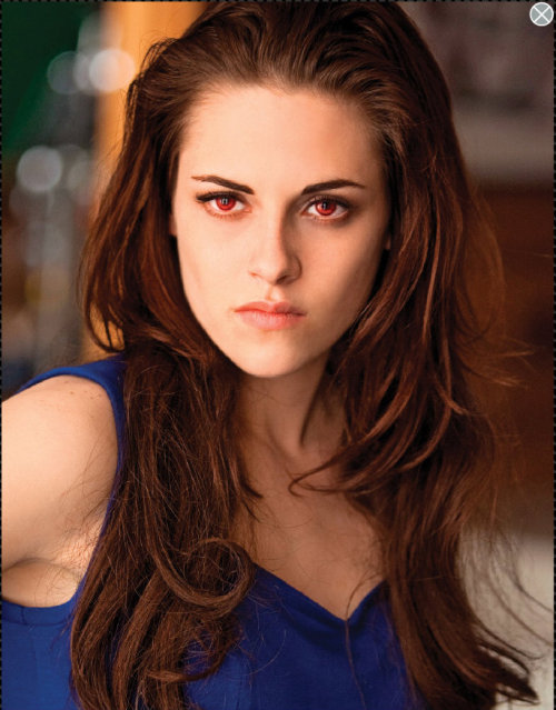 Breaking Dawn Part 2 Bella as a Vampire