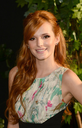 BellaThorne at the &#34;The Odd Life Of Timothy Green&#34; premiere 5 august 2012 - bella-thorne Photo