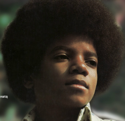 Michael jackson the child ben