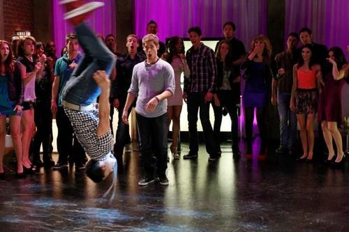 Ben and Tucker dance